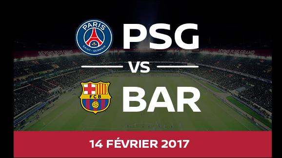 psg vs barcelone