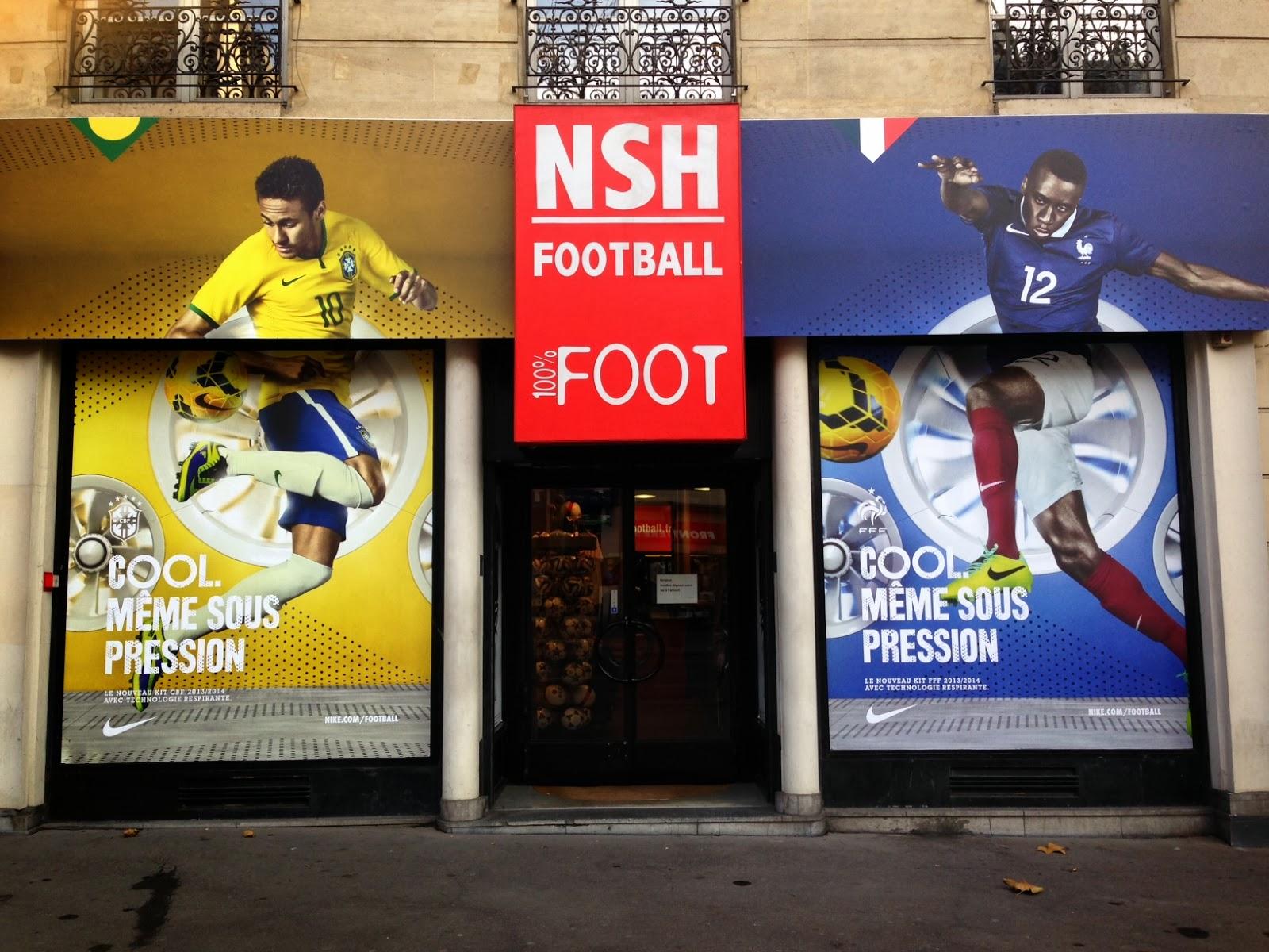 NSH FOOTBALL