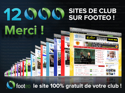 12 000 clubs