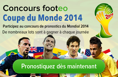 Coupe du monde Pronos